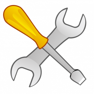 hand tools illustration