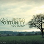 change brings opportunity quote