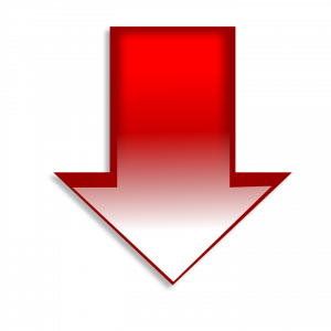arrow down red