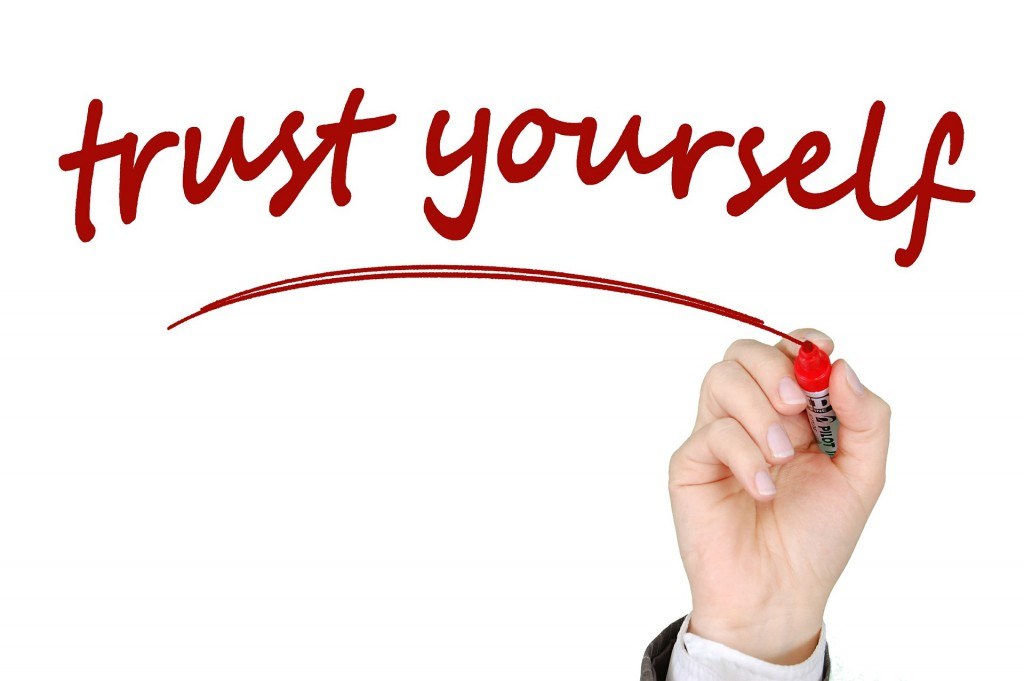 trust yourself to start home based business