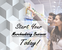 start a retail merchandising business
