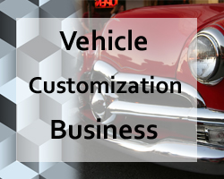 Vehicle Customization Business