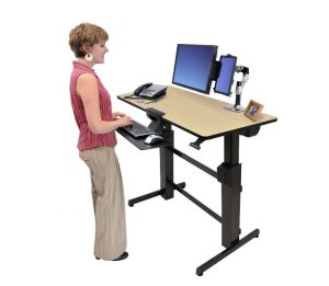 Full Adjustable Standing Desk