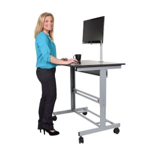 Adjustable-Standing-Desk