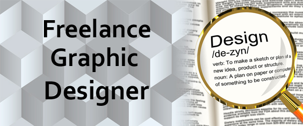 Freelance graphic designer definition