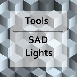 SAD Light Tools for Work From Home