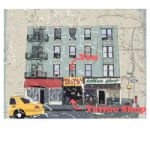 Tattoo Shop Below your apartment