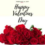 Happy Valentine Day website creation
