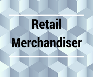 Retail Merchandiser description
