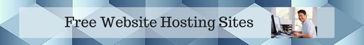 Free Websites Hosting Sites
