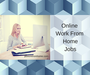Online work from home jobs work from home for Online web designing jobs work from home
